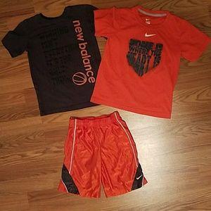 Boys Shirt and Short Bundle